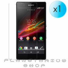 1 x blades PROTECTOR ULTRA CRYSTAL CLEAR SONY XPERIA Z L36H C6603