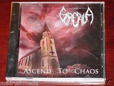 Gorephilia: Ascend To Chaos EP CD 2011 Dark Descent Records DDR028CD NEW
