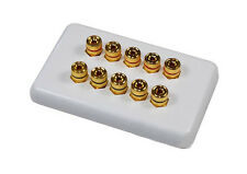 High Quality 5 Speaker Wall Plate - combined shipping