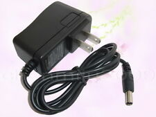 AC Converter Adapter DC 12V 1.25A Power Supply Charger US 5.5mm x 2.1mm 1250mA