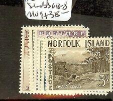 NORFOLK ISLAND (P2012B) SG13-8   MOG