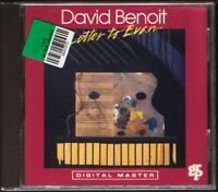 David Benoit - Letter To Evan (CD, Album) CD [04] (EX/EX)