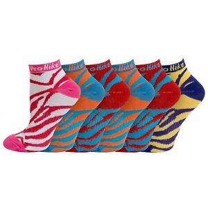 Womens Ladies 6 12 Pack Compression Fit Trainer Socks UK 4-8 EU 37-42 US 6-10