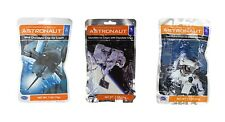 Set of 3 Astronaut Space Food Ice Cream Mint Choc Cookies Cream & Chocolate Chip
