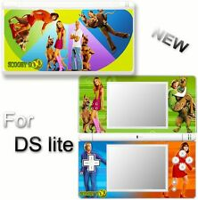 SCOOBY DOO SKIN STICKER DECAL for NINTENDO DS lite NDSL