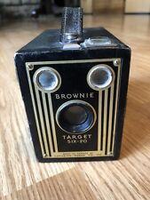 Vintage Brownje Target Six-20 Camers Box Untesred