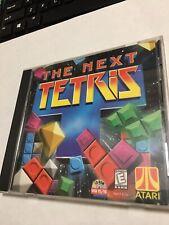 The Next Tetris (PC, Atari, 1999), With Manual - Great Condition - (J)