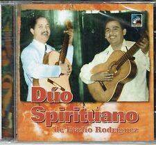 Duo Spirituano de Evelio Rodriguez ( Contiene el Hit  Ya Ud. Lo Ve)   NEW  CD