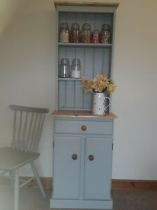 NEW SOLID PINE NARROW DRESSER ALL FARROW  AND BALL COLOURS AVAILABLE.