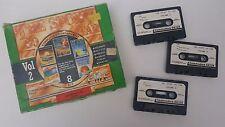 The Story So Far Volume 2 Commodore 64 / 128 Elite 1988 Game Cassette Big Box
