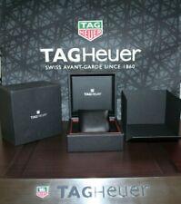 New TAG Heuer Monaco carrera F1 aquaracer Connected Autavia Link watch box case