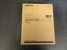 Caterpillar CAT 938G Wheel Loader Parts Manual  9HS  SEBP2681-02
