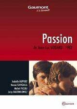 """DVD """"Passion""""  Isabelle  Huppert   NEUF SOUS BLISTER"""