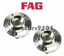 FAG (2) Rear Wheel Bearing and Hub Assemblies 9173872 801843
