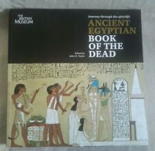 Ancient Egyptian Book of the Dead Journey Through the Afterlife  British Museum.