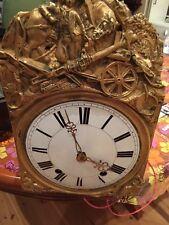 Morbier Long Case Clock Circa 1700's