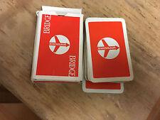 Swiss Air Deck von Spielkarten, Red Pack