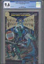Green Lantern/Green Arrow #2 CGC 9.6 1983 DC  Reprints Issues 78-79: New Frame