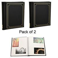 Pink Mosaic Triangle Design Spiral Bound Photo Album Scrapbook 40 Sheets 25x25cm