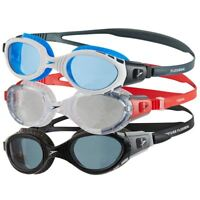 Speedo Futura BioFuse Flexiseal Adult UV Anti-Fog Swimming Goggles with Pouch