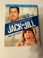 Jack and Jill w/ Slipcover (Bluray, 2011) [BUY 2 GET 1]