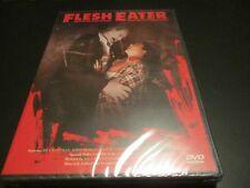 """DVD NEUF """"FLESH EATER"""" film d'horreur de Bill BINZMAN"""
