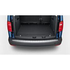 VW Caddy IV Ladekantenschutz Edelstahloptik Original Schutz Ladekanten Leiste