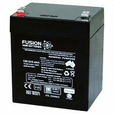 12V 5.4AH AGM battery 12volt High Rate > 5.0ah 4.2ah 4.5ah Solar Alarm System