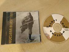 NUCLEAR BLAST 100 CD VARIOUS METAL DEATH GRIND