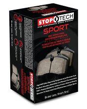 StopTech 309.14140 StopTech Sport Brake Pads