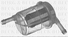 BORG & BECK FUEL FILTER FOR HYUNDAI PONY / EXCEL PETROL ENGINE 1.5 53KW