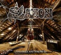 Saxon - Unplugged & And Strung Up (NEW CD)