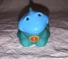Fisher Price Little People Alphabet Zoo ABC Letter I IGUANA Replacement Piece