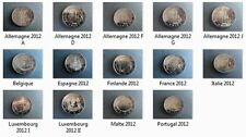 Pièces euro pour 2 euro année 2012