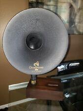 Restoration Hardware Large Gramophone for iPhone Wireless Speaker Music Player