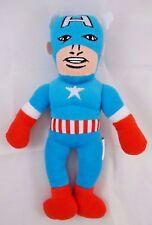 "Marvel Comics Captain America Plush Doll 12"""