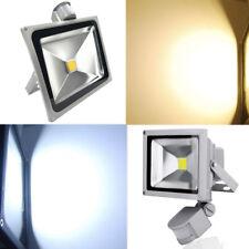 10W/20W/30W/50W PIR LED Floodlight Motion Sensor Security Flood Light Outdoor