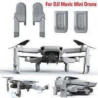 4Pcs PGYTECH Front+Rear Landing Gear Legs Extension Per DJI Mavic Mini RC Drone