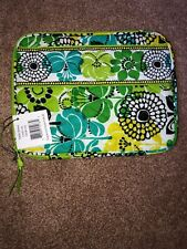 Vera Bradley Retired Tablet Sleeve Limes Up FREE SHIPPING! B22