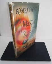 Robert Frost, A MASQUE OF REASON, 1945, 1st Printing in DJ