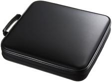 CD Case DVD Storage EVA Protective Blu-ray Wallet Binder Holder Large Capacity