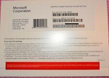 Windows 10 Pro 64-bit DVD NEUF scellé avec licence authentique
