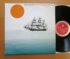 Music Of The Sea The Band Of H.M. Royal Marines 1968 EXCELLENT Mono T733