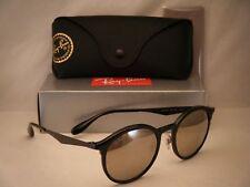 Ray Ban 4277 Emma Black w Gold Flash Mirror Lens NEW sunglasses (RB4277 601/5A)