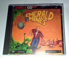 Emerald Mines Commodore Amiga CD32 New Sealed