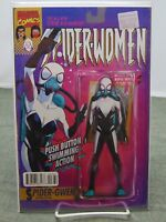 Spider-Gwen #7 Variant Cover Toy Marvel Comics vf/nm CB1501