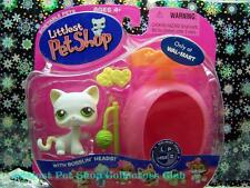 Littlest Pet Shop Walmart Excl. CAT w/Scratching Post lot #456 Rare Retired NIB