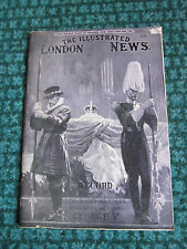 THE ILLUSTRATED LONDON NEWS, George the V & VI Funeral  /Corination 1937