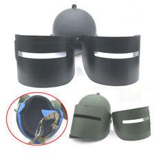 Black EVI Maska-1 Russian MVD bulletproof assault helmet Double Mask