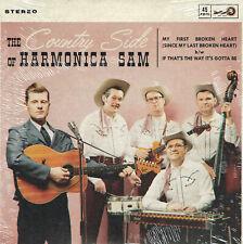 HARMONICA SAM - MY FIRST BROKEN HEART / IF THAT'S THE WAY IT'S GOTTA (Rockabilly